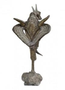 Gargouille-méditative